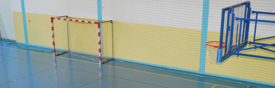 Hala Sportowa w Cybince